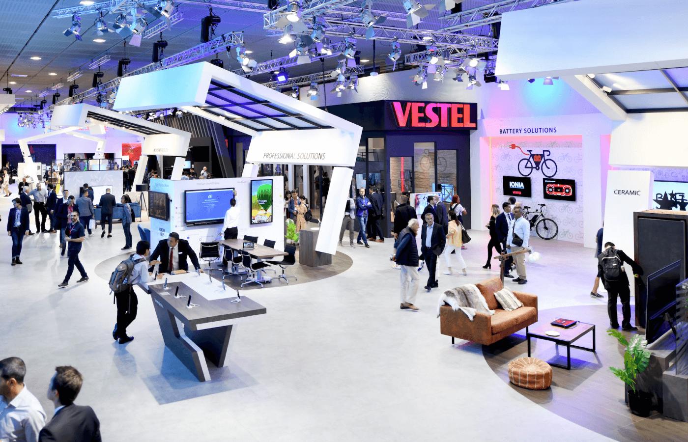IFA 2019: Vestel zeigt Vielfalt