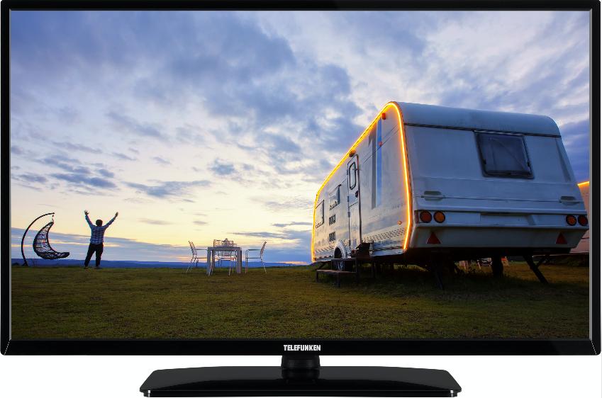Mobil und im Trend: Vestel bietet Camping-TVs für beste Unterhaltung unterwegs