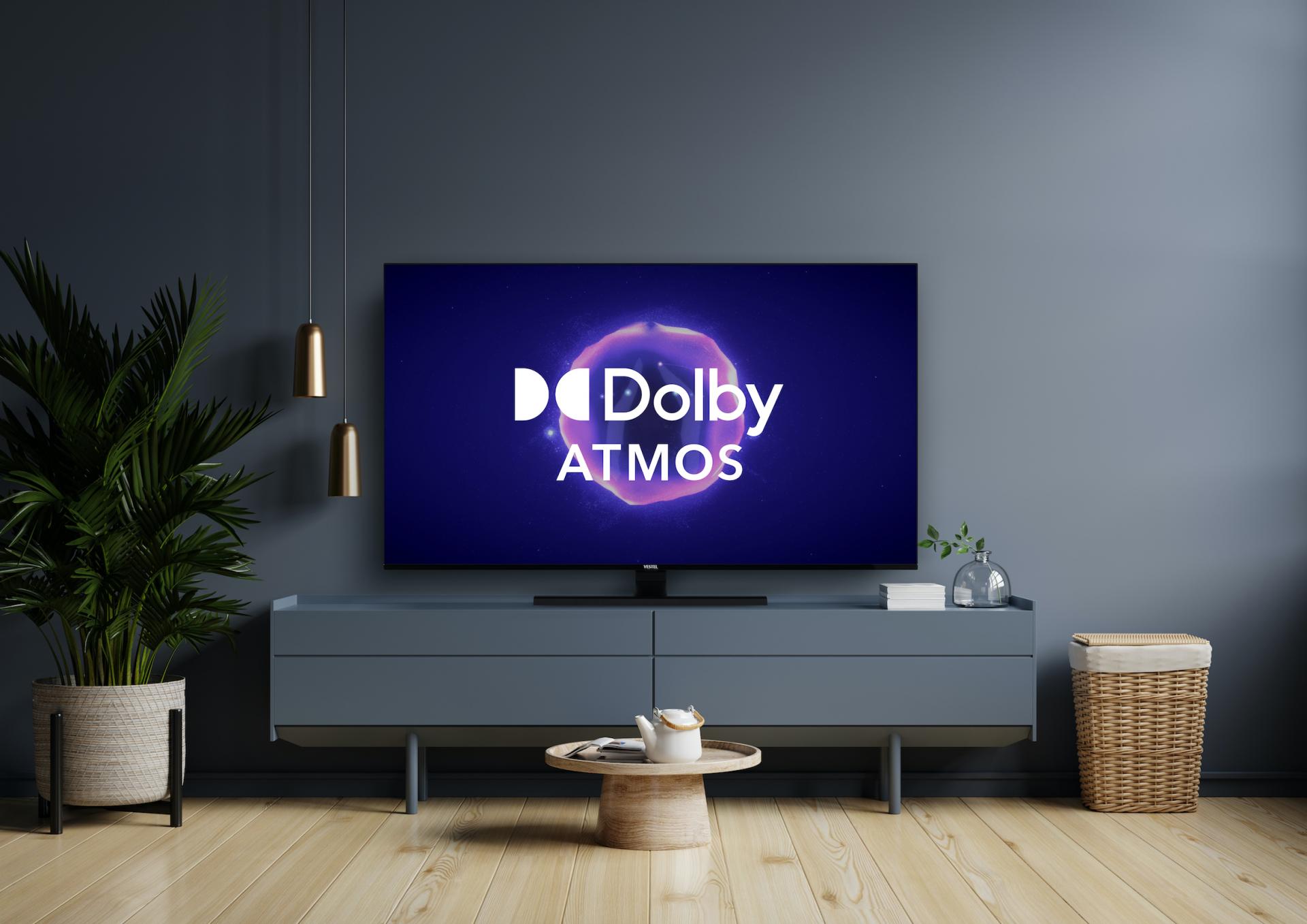 Vestel stattet mehr TV-Modelle mit Dolby Atmos aus